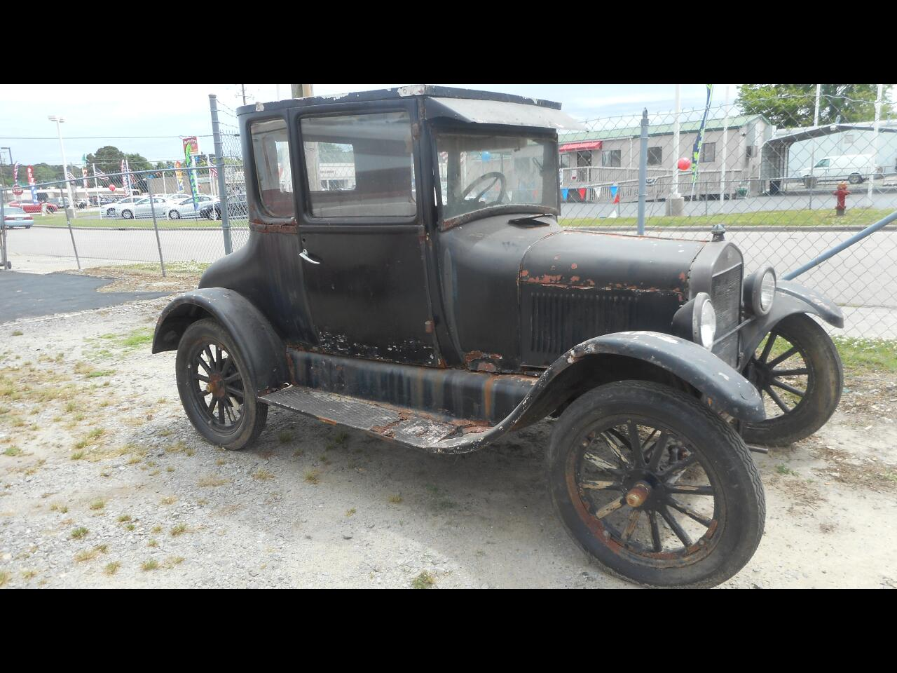 Ford 2 Door  1926