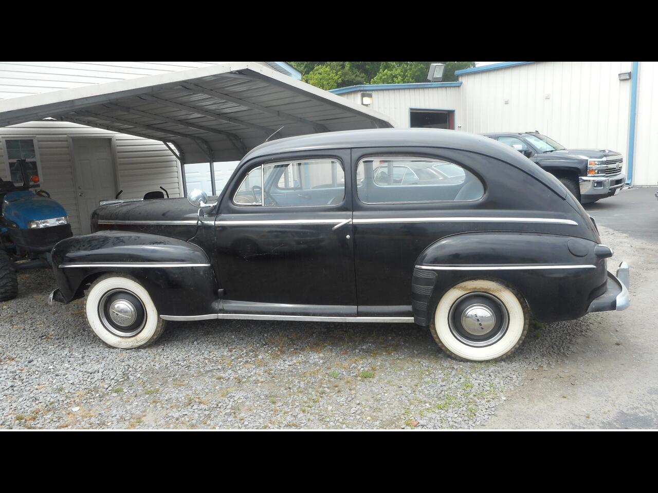 Ford 2 Door  1948