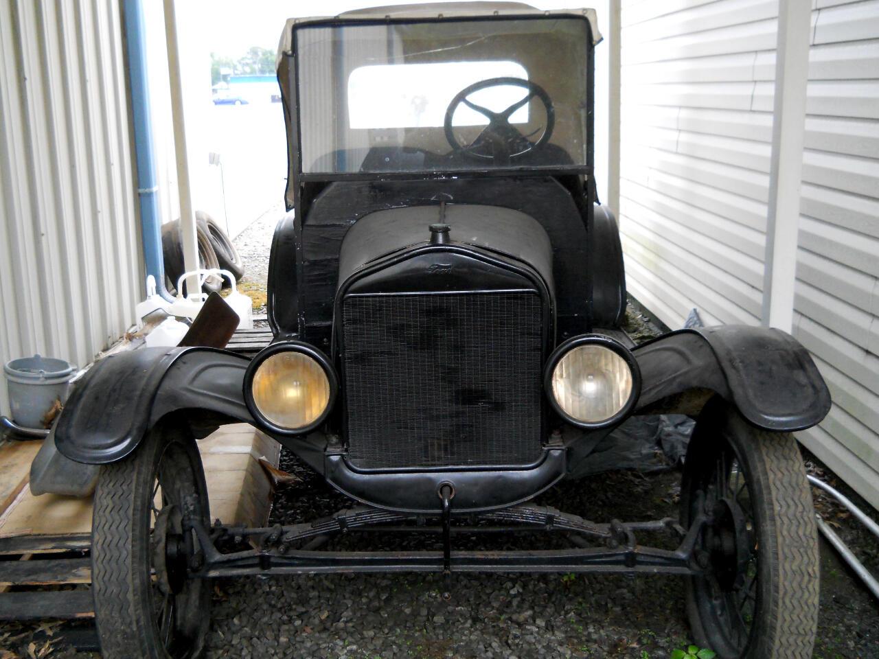 Ford 1/2 Ton  1919