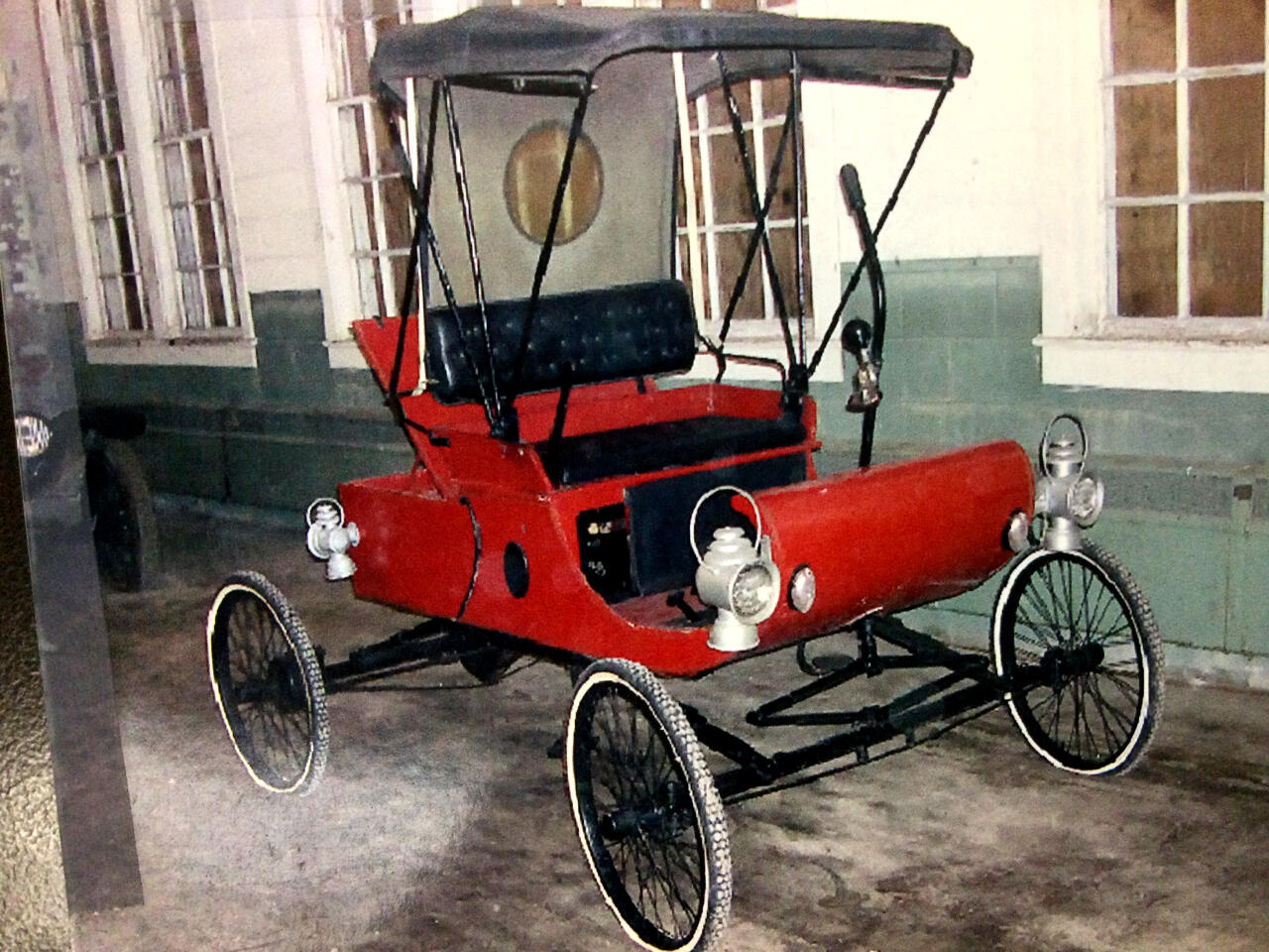 Oldsmobile LSS Base 1903