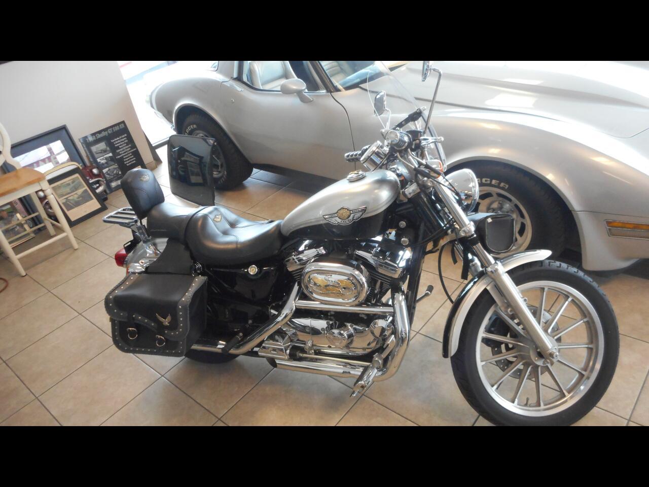 Harley-Davidson Sportster 1200 Custom  2003
