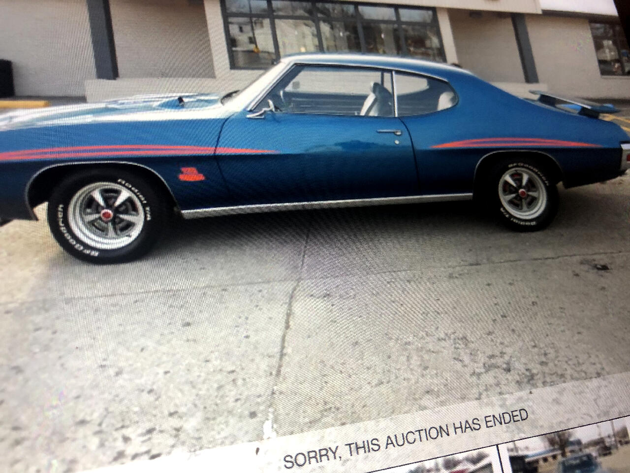 Pontiac GTO Coupe 1970