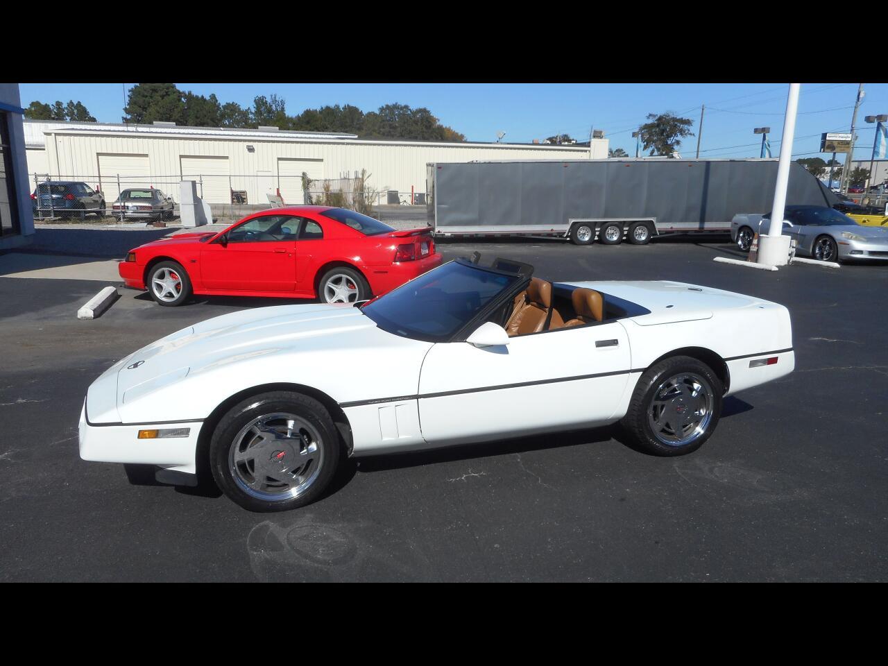 Chevrolet Corvette 2dr Convertible 1989