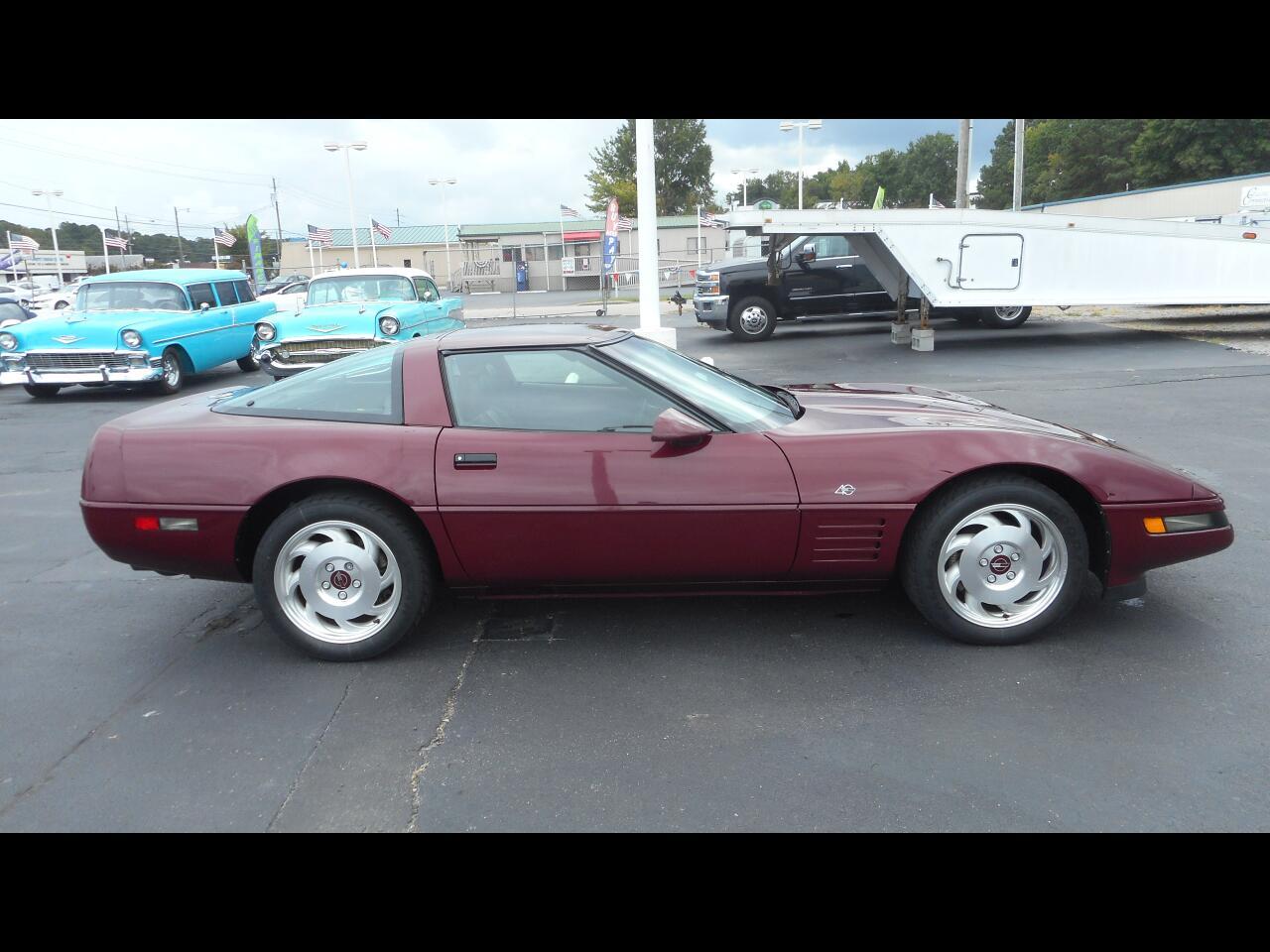 Chevrolet Corvette 2dr Coupe Hatchback 1993