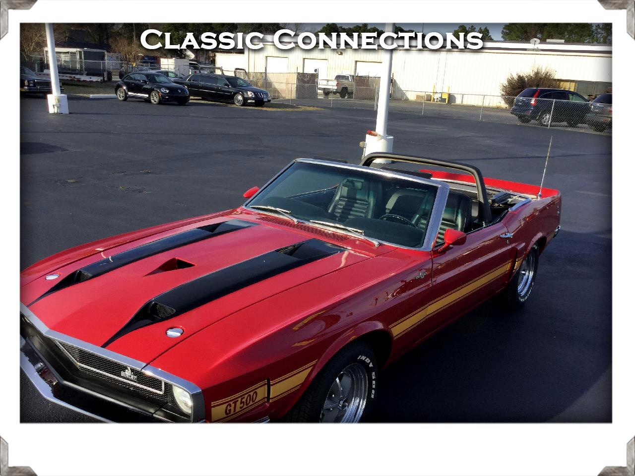 1970 Ford Shelby GT500 deluxe