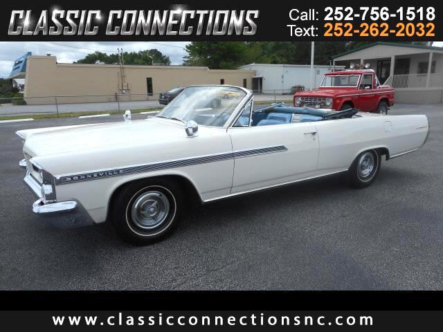 1963 Pontiac Bonneville conv