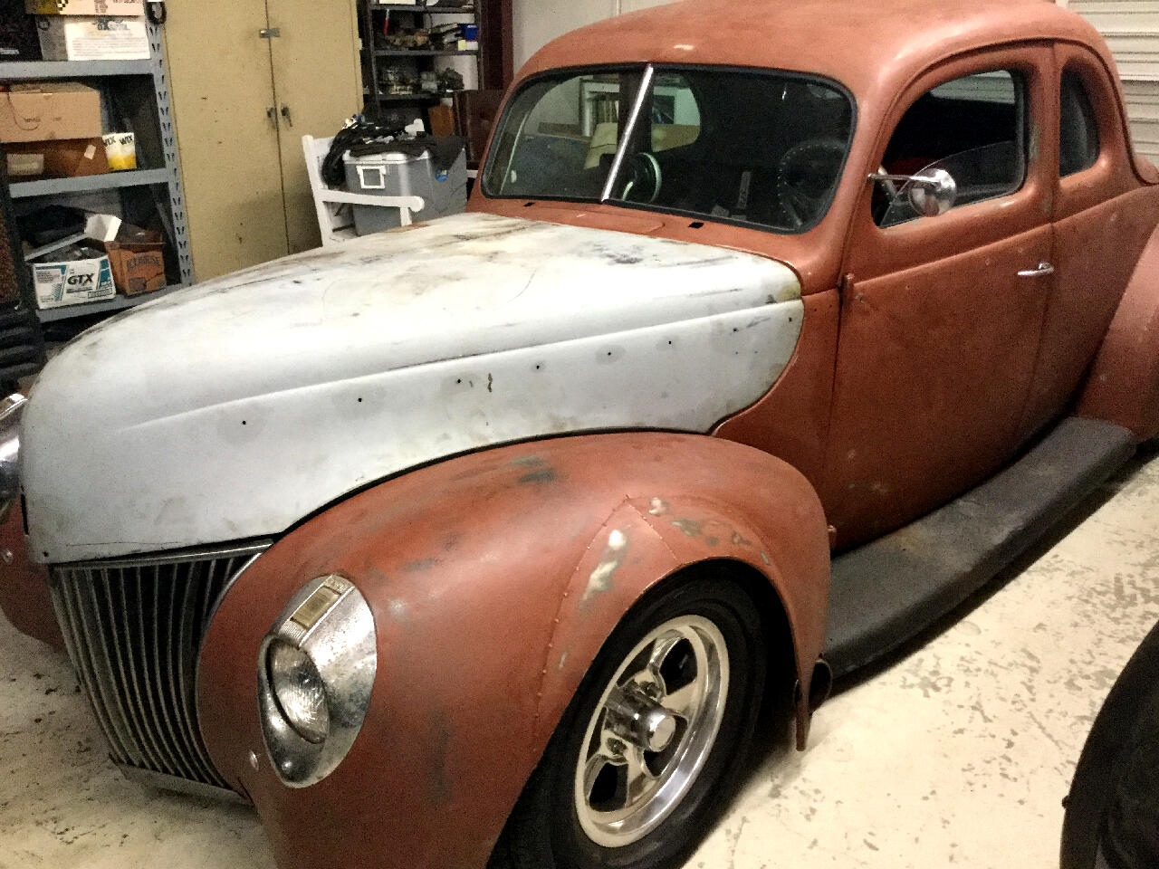 Ford 2 Door  1940