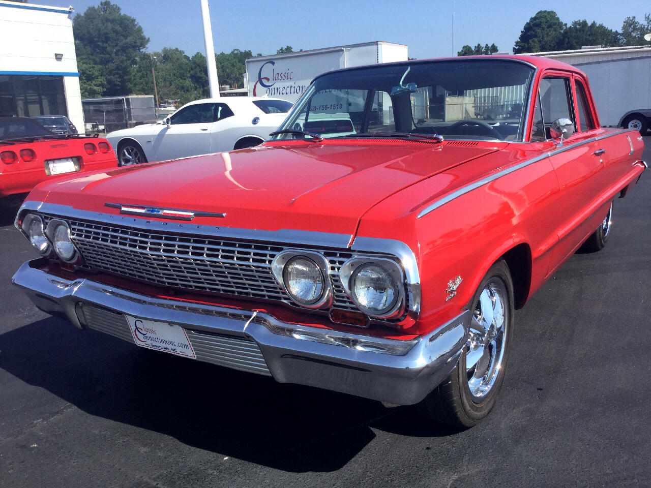 1963 Chevrolet Biscayne 2 door