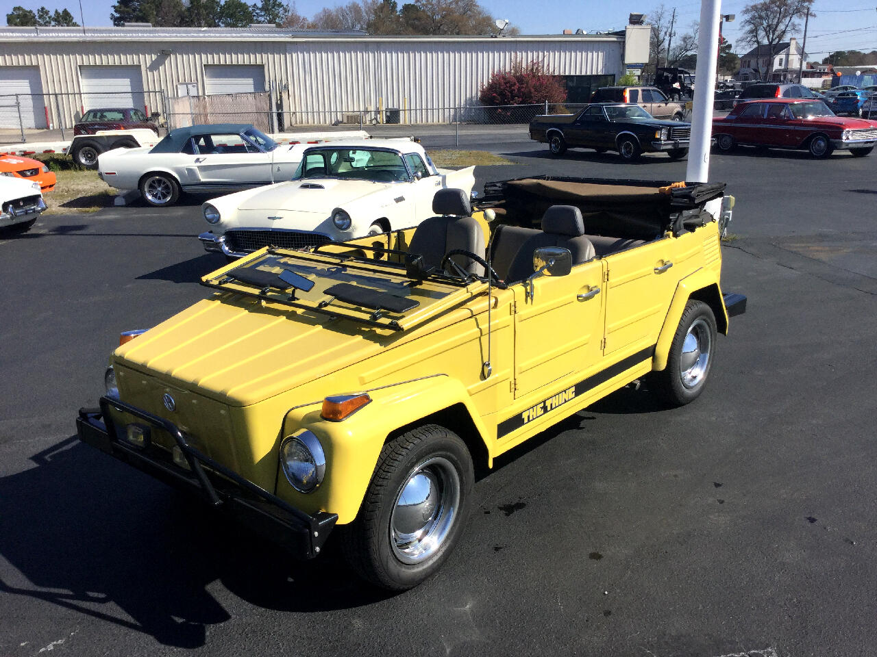 Volkswagen Thing  1973