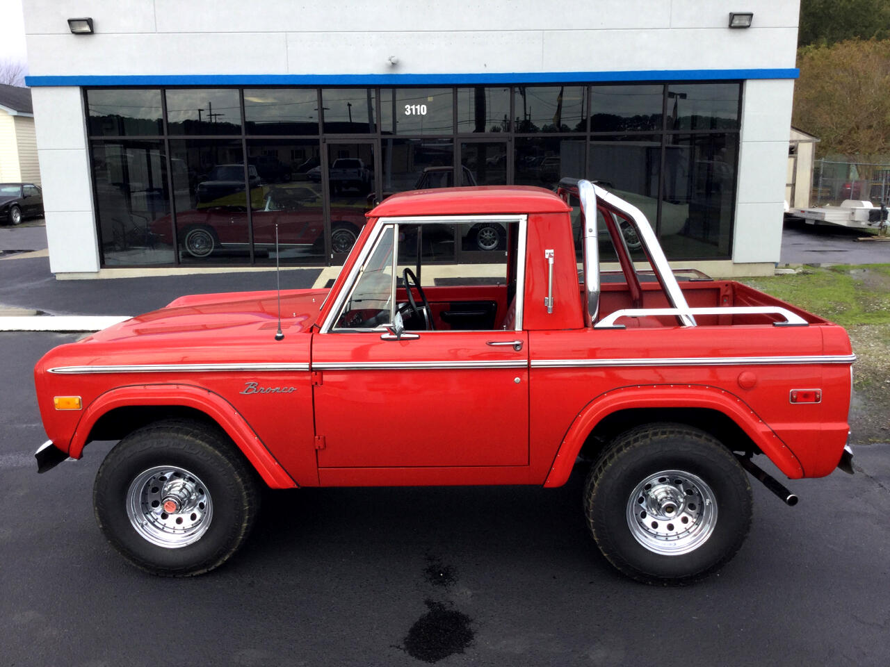 1974 Ford Bronco 4WD