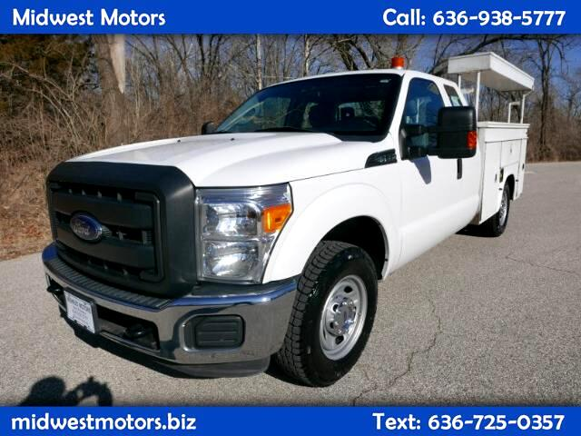 2015 Ford F-350 SD XL SuperCab 2WD