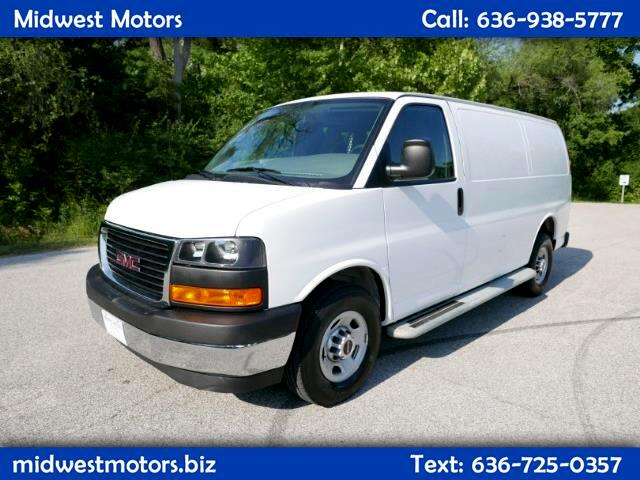 2017 GMC Savana Cargo Van base