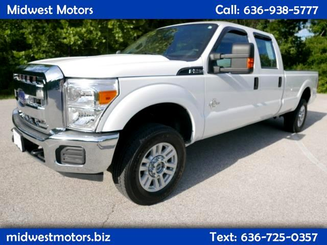 2016 Ford F-250 SD XL Crew Cab 4WD