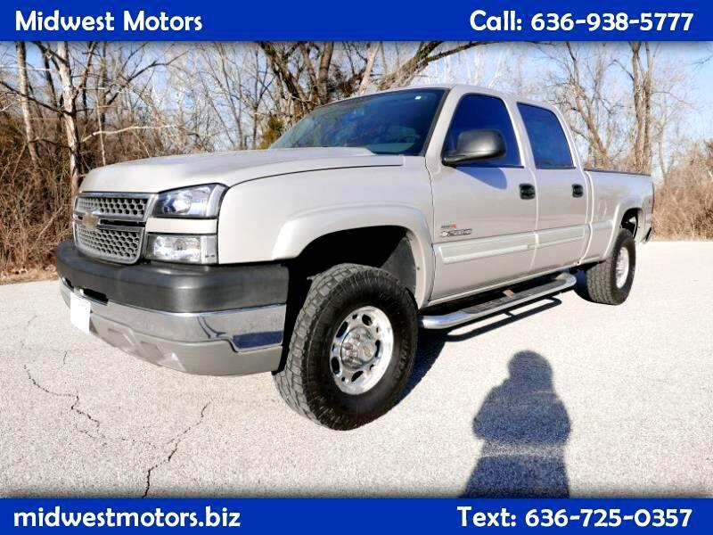 """2005 Chevrolet Silverado 2500HD 4WD Crew Cab 153"""" LT"""