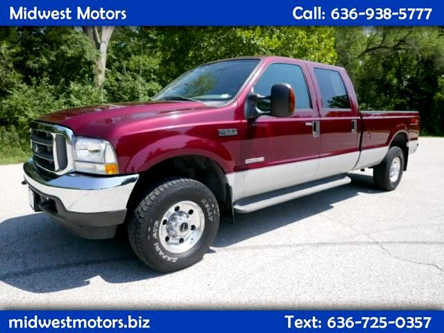 2004 Ford F-250 SD FX4 Crew Cab Long Bed