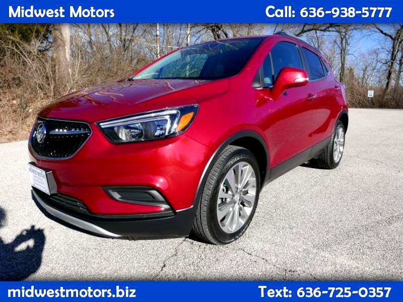 2017 Buick Encore Preferred FWD