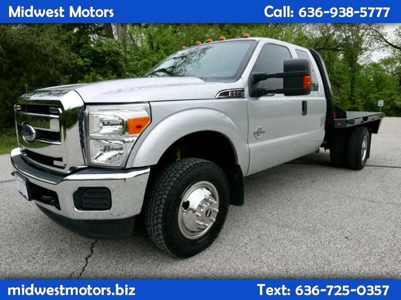 2015 Ford F-350 SD XLT SuperCab 4WD DRW