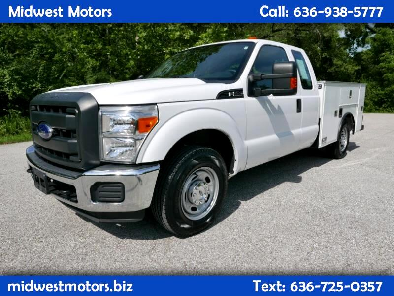2015 Ford F-350 SD XLT SuperCab 2WD