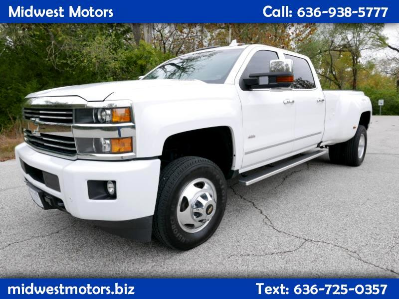 "Chevrolet Silverado 3500HD 4WD Crew Cab 167.7"" High Country 2015"