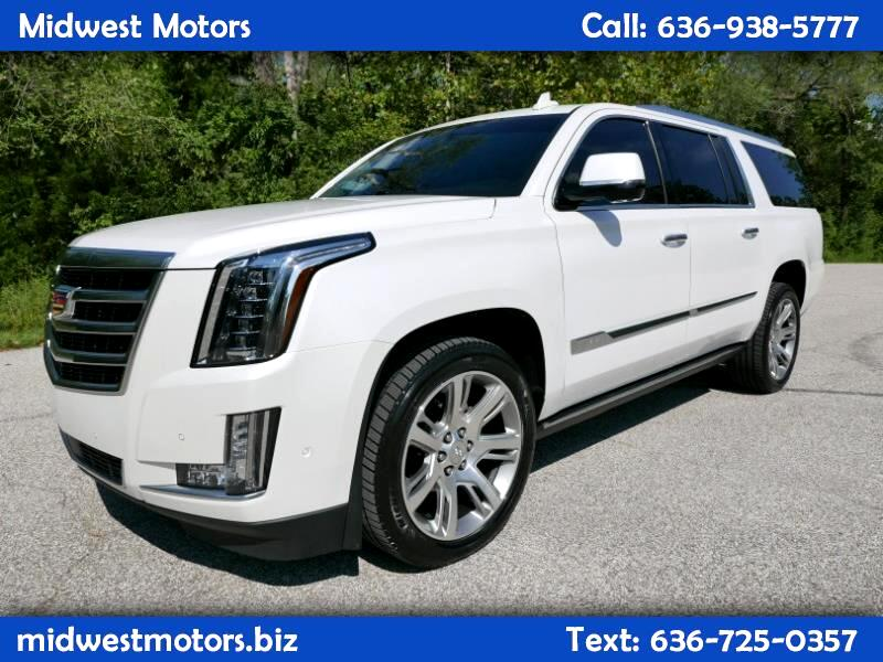 2017 Cadillac Escalade ESV Premium 4WD