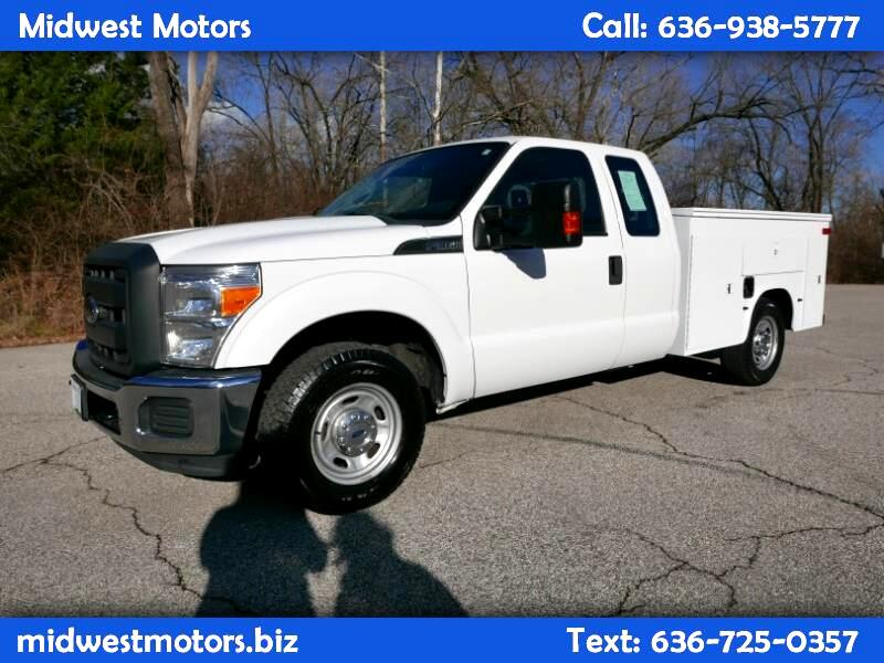 Ford F-350 SD XL SuperCab 2WD 2014