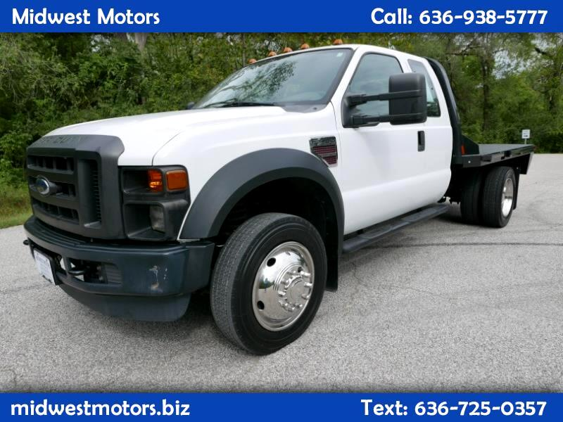 2008 Ford F-450 SD SuperCab 2WD DRW