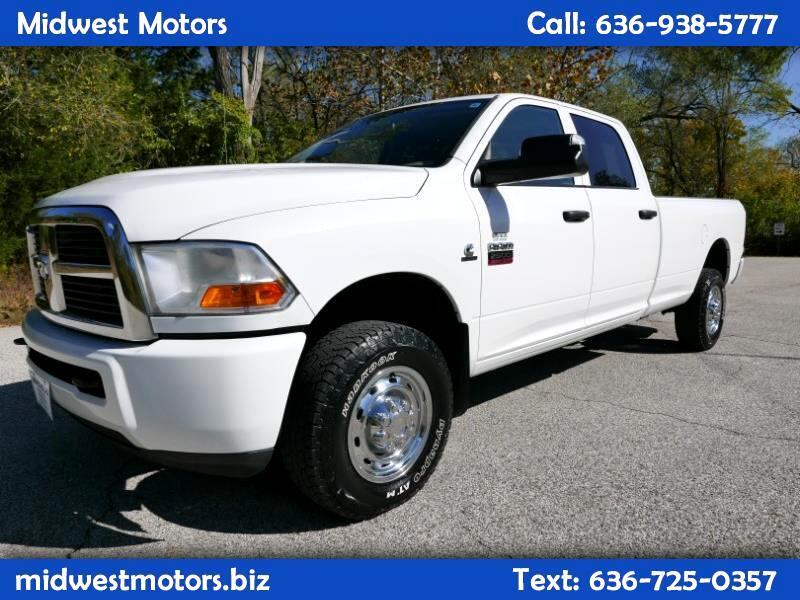 2010 Dodge Ram 2500 4WD Crew Cab 149