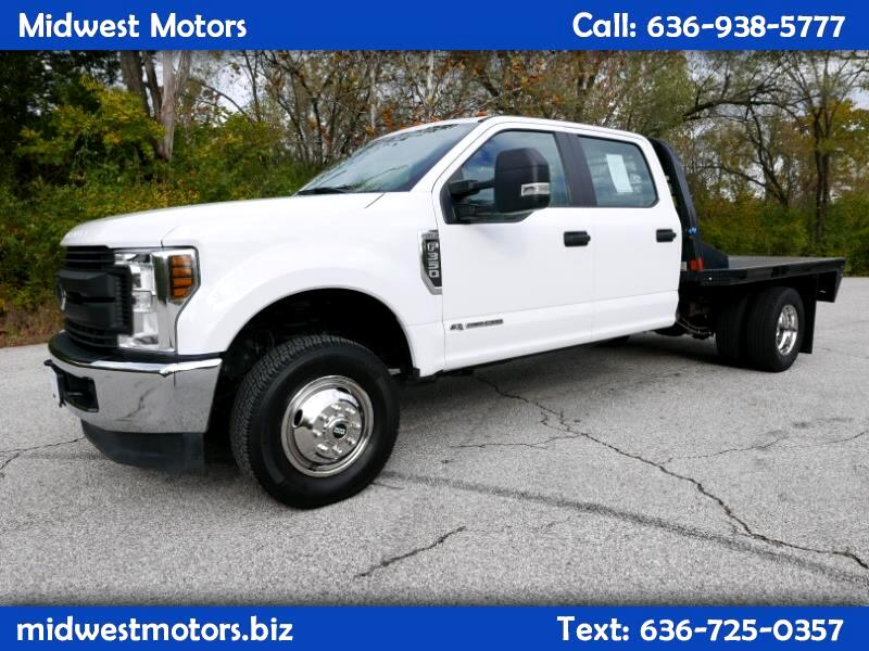 2018 Ford F-350 SD XL Crew Cab Long Bed DRW 4WD