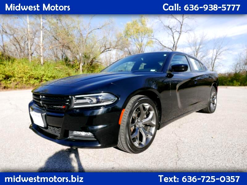 Dodge Charger 4dr Sdn Rallye Plus RWD 2016