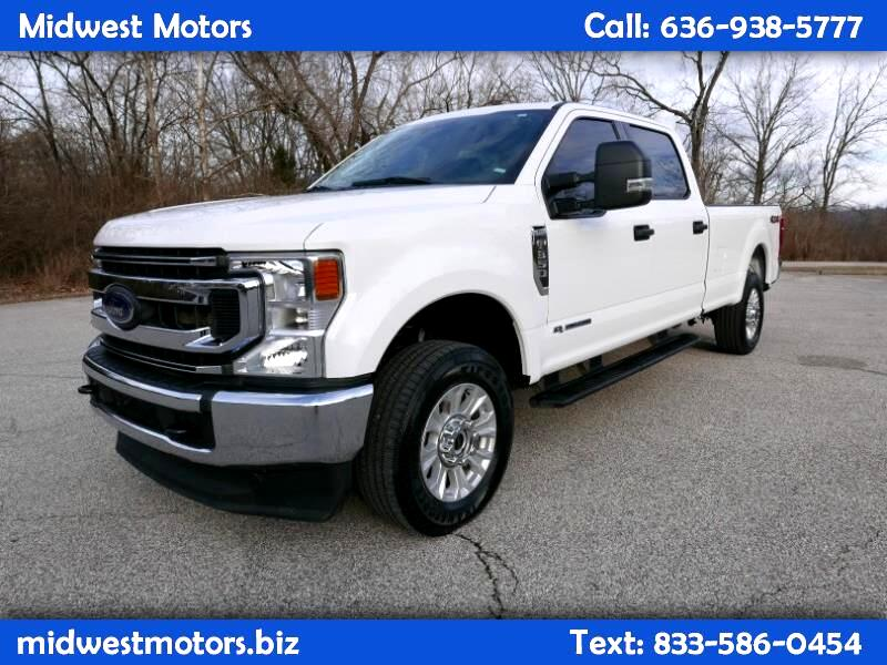 Ford F-350 SD XLT Crew Cab Long Bed 4WD 2020