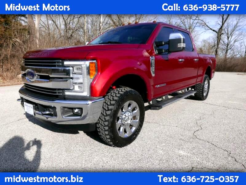 Ford F-350 SD Lariat Crew Cab Short Bed 4WD 2017