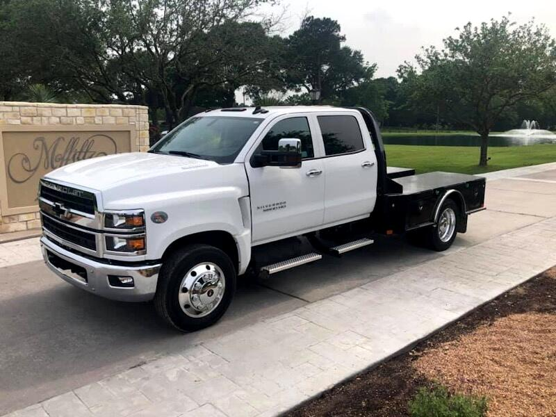 2019 CM SK SKIRTED FLAT BED