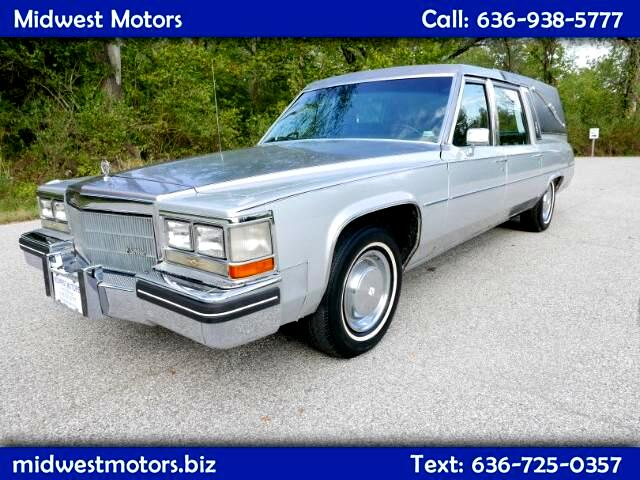1984 Cadillac Fleetwood Hearse