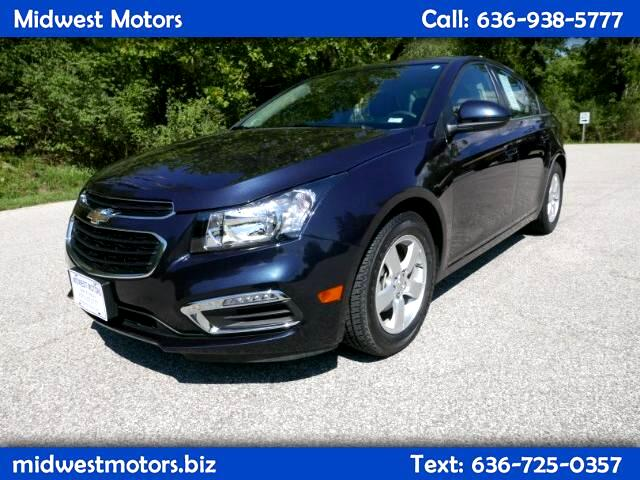 2016 Chevrolet Cruze Limited 1LT Manual