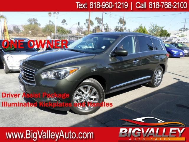2015 Infiniti QX60 DRIVER ASSISTANCE PACKAGE