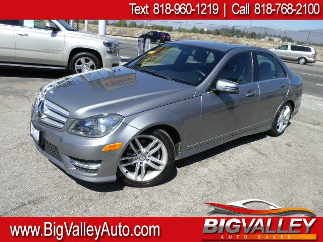 2013 Mercedes-Benz C-Class C250 Luxury Sedan