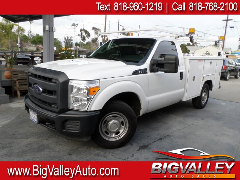 2015 Ford F-250 SD UTILITY TRUCK