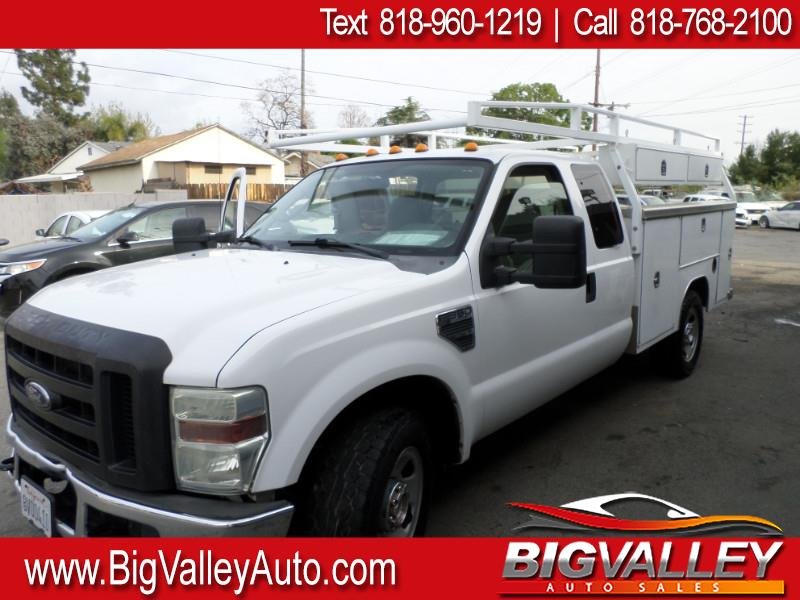 2008 Ford F-350 SD Utility Truck