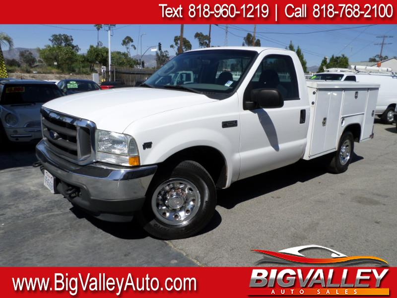 2004 Ford F-250 SD Utility Truck