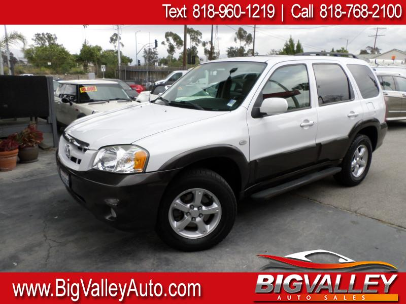 2006 Mazda Tribute 2WD AUTOMATIC
