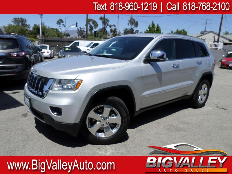 Grand Auto Sales >> Used 2012 Jeep Grand Cherokee Limited 2wd For Sale In Sun