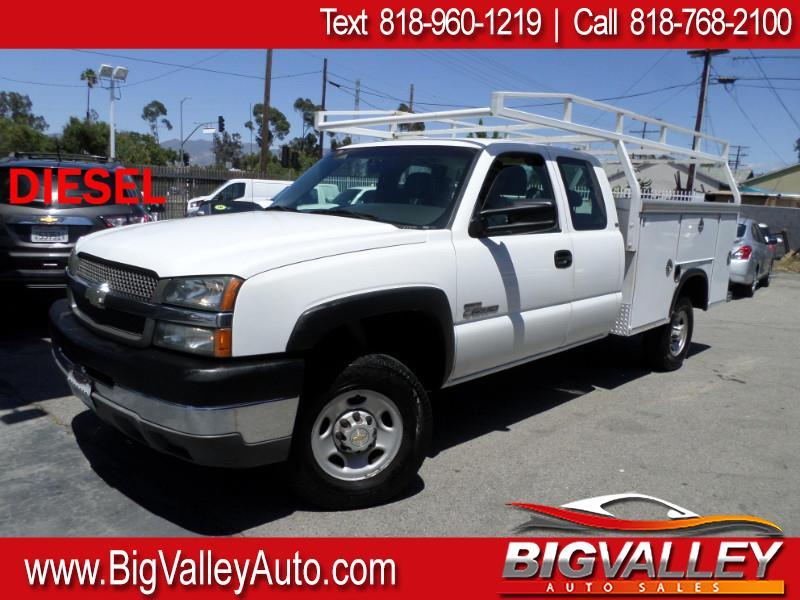 2003 Chevrolet Silverado 2500HD Utility Truck