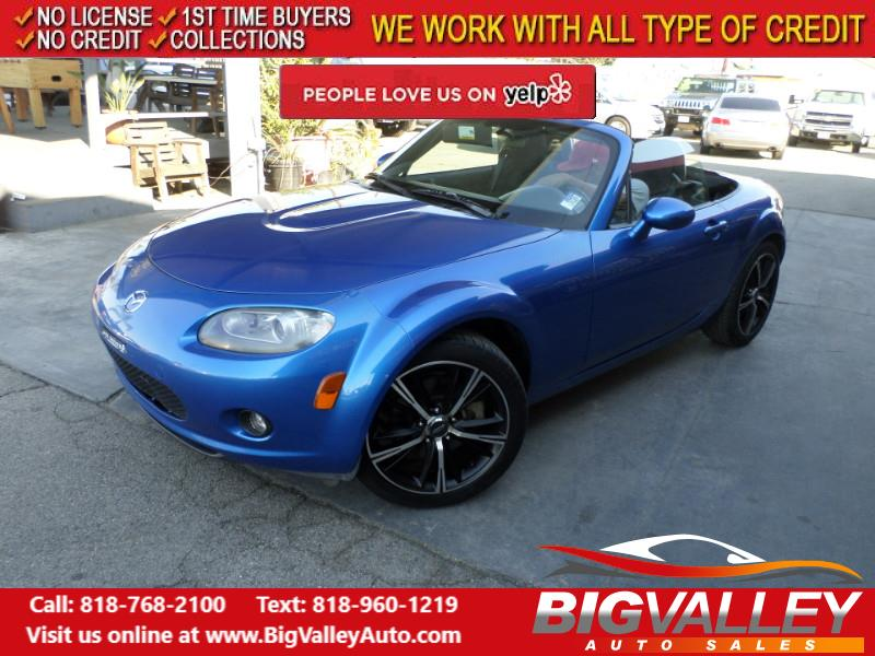 Mazda MX-5 Miata Grand Touring 2006
