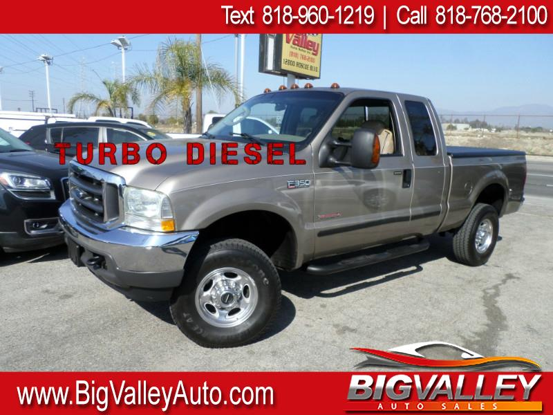 Ford F-350 SD Lariat SuperCab 4WD 2004
