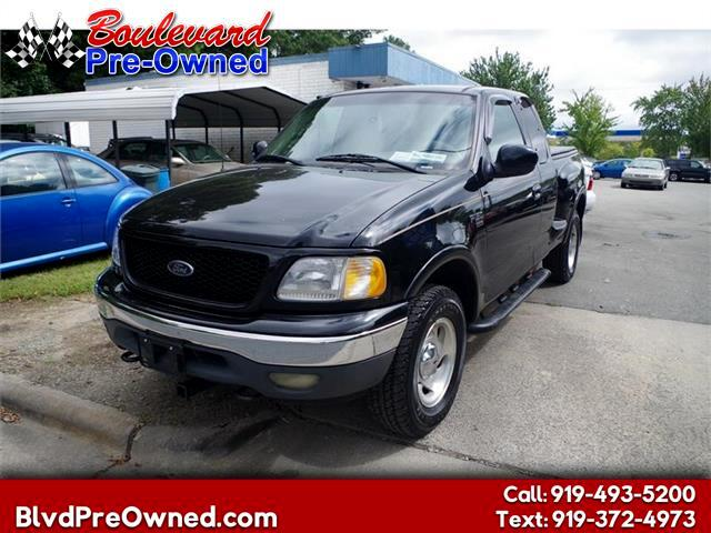 2001 Ford F-150 XL SuperCab Flareside 4WD