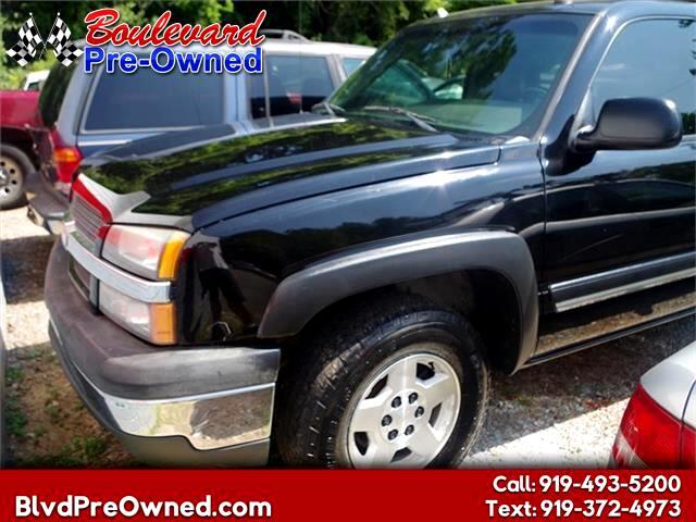 2005 Chevrolet Silverado 1500 Crew Cab 143.5