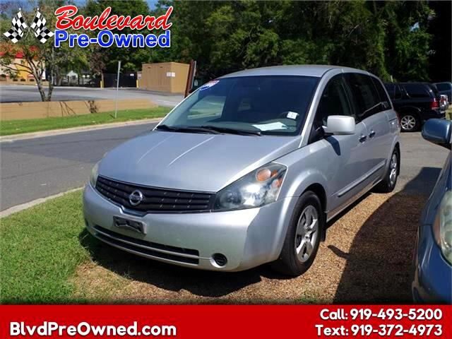 2008 Nissan Quest 4dr Base