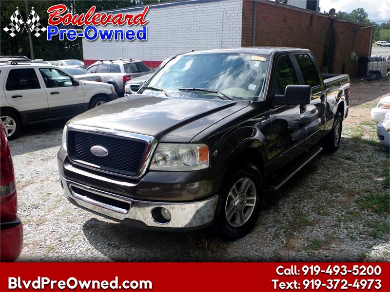 "2008 Ford F-150 2WD SuperCrew 139"" Lariat"