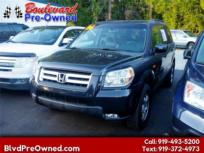 Honda Pilot 2WD EX-L AT with RES 2006