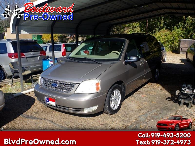 Ford Freestar Wagon 4dr SEL 2004